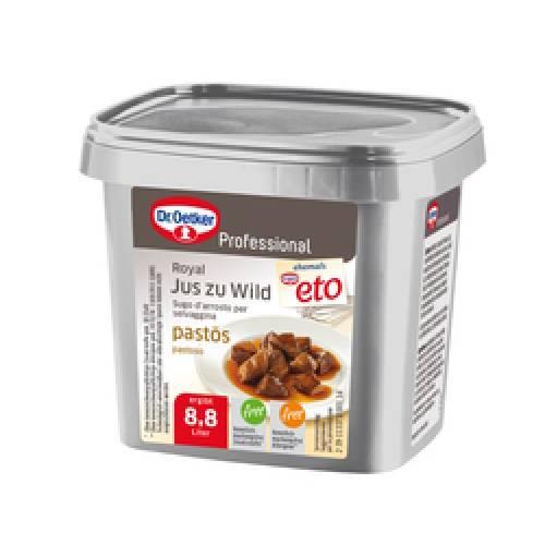 Dr. Oetker Jus zu Wild, Royal, pastös, 850 g