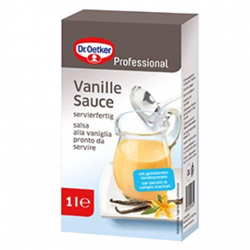 Dr. Oetker Vanille Sauce, 1000 ml
