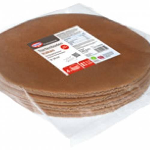 Tortenboden Kakao UTZ Ø 26 H 1,3 cm 4x135g