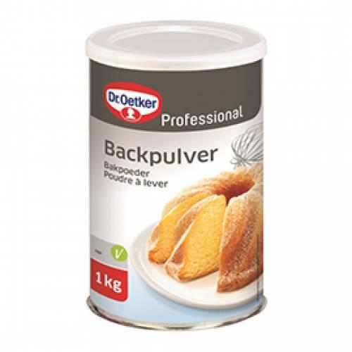 Dr. Oetker Backpulver Dose, 1000 g