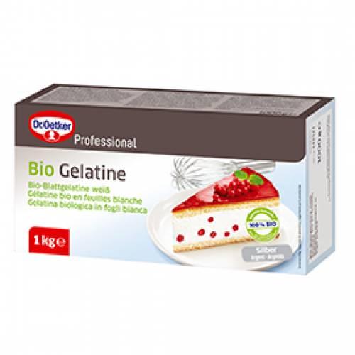 Dr. Oetker Bio Blattgelatine AT-BIO-301, 1000 g