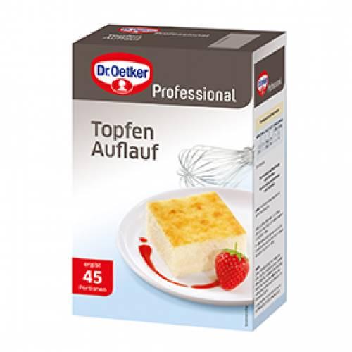 Dr. Oetker Topfen Auflauf, 1000 g
