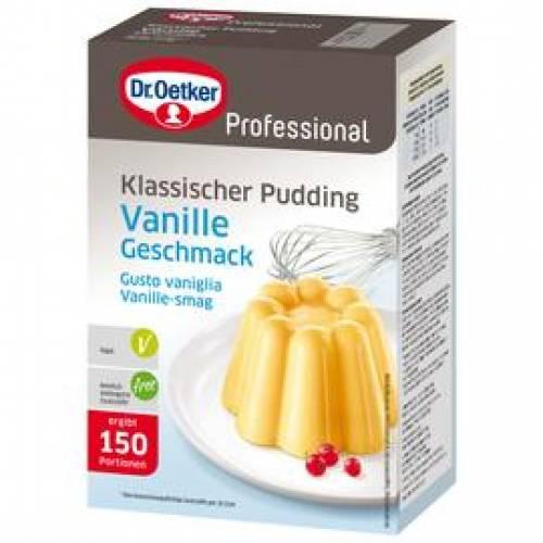 Dr. Oetker Klassischer Pudding Vanille, 1000 g