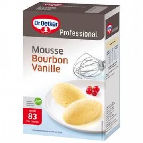 Dr. Oetker Mousse Bourbon Vanille, 1000 g