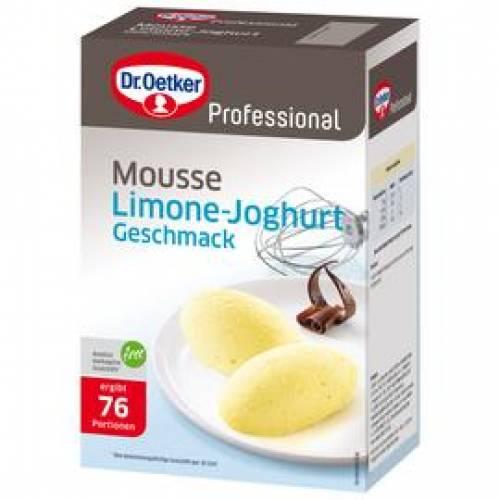Dr. Oetker Mousse Limone-Joghurt-Geschmack, 1000 g