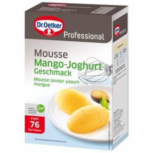 Dr. Oetker Mousse Mango-Joghurt-Geschmack, 1000 g