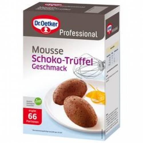Dr. Oetker Mousse Schoko-Trüffel Geschmack, 1000 g