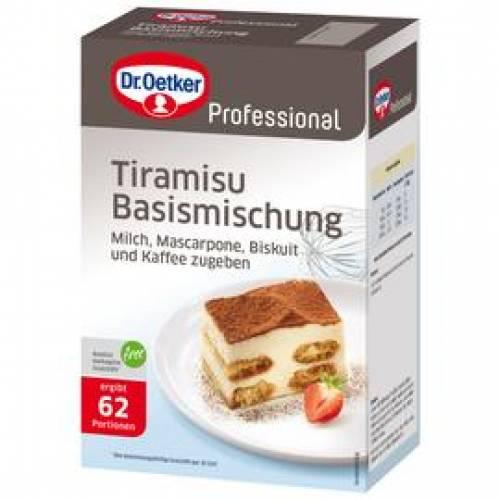 Dr. Oetker Tiramisu-Basismischung, 1000 g