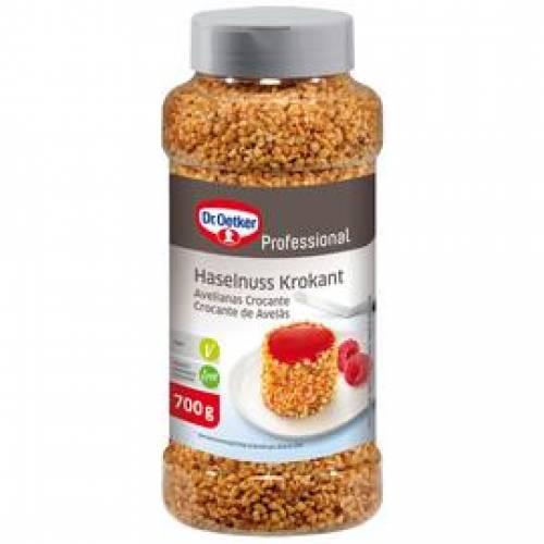 Dr. Oetker Haselnuss-Krokant-Streusel, 700 g