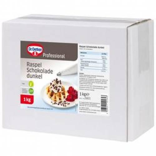 Dr. Oetker Raspel-Schokolade, 1000 g